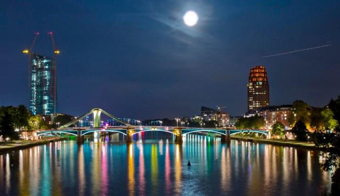 Main River at Night