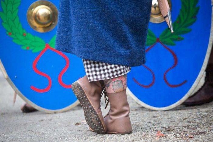 Shoe fashion - Roman Style