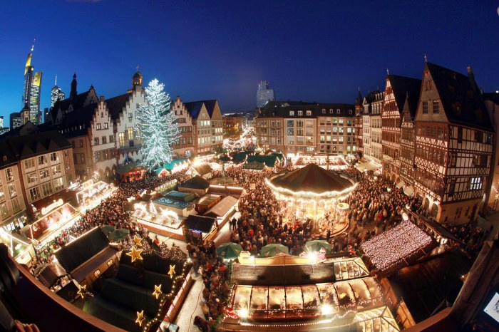 Christmas Market Open