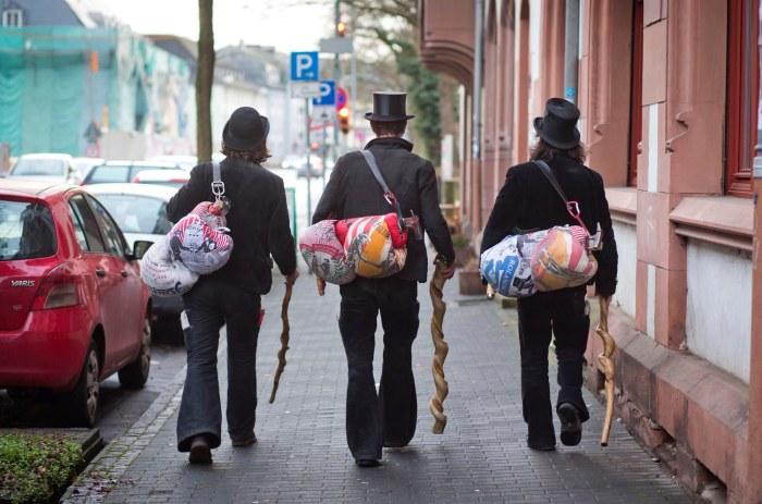 Travelling Journeymen