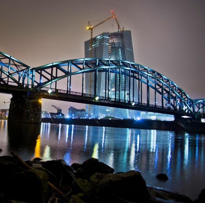 Old Bridge - New Bank
