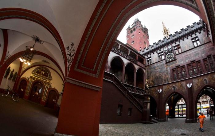 Medieval City Hall