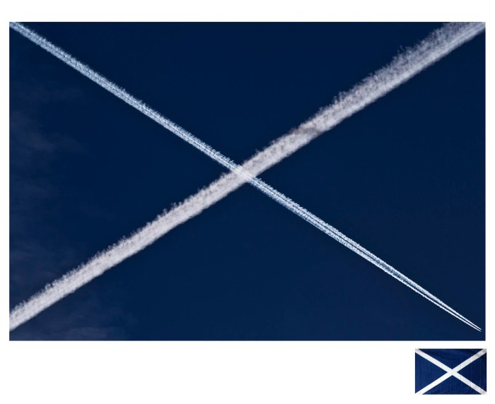 Scotland in the Sky