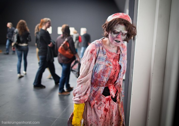 Zombie Night at the Museum