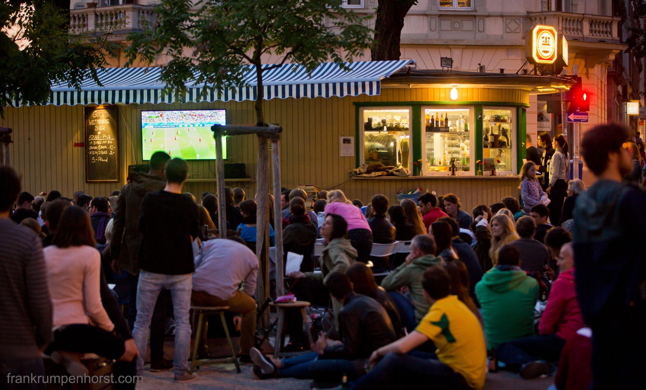 World Cup Watchers